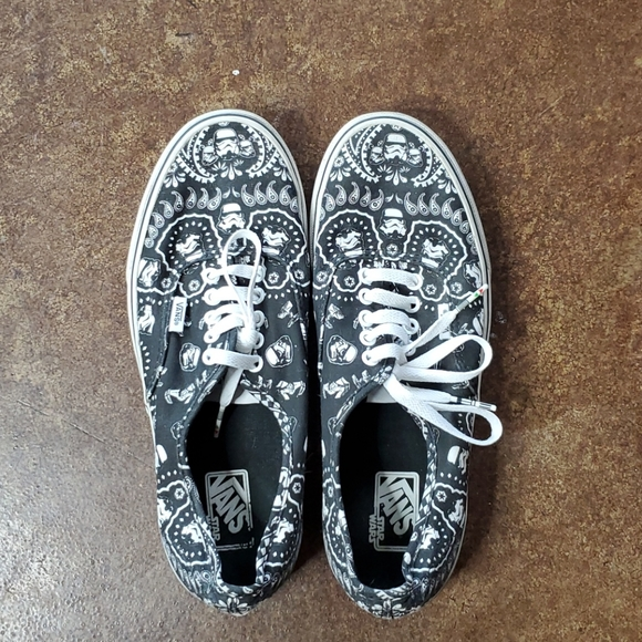 Limited Edition Star Wars Themed Vans